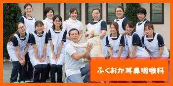 愛知県東海市にある「ふくおか耳鼻咽喉科」