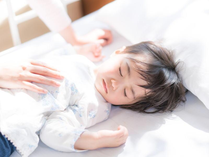 こどものいびき・睡眠時無呼吸症候群